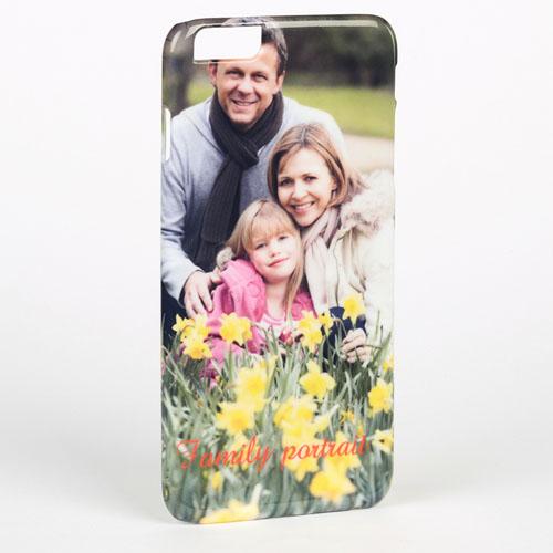 Grau iPhone 6plus Hülle Personalisieren