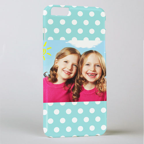 Pünktchen iPhone 6plus Hülle Personalisieren