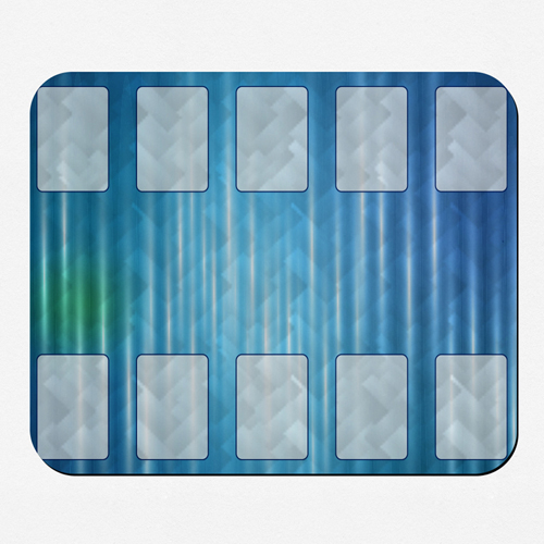 Fantasie Spielmatte Gummi Gestalten 29,0 x 23,9 cm