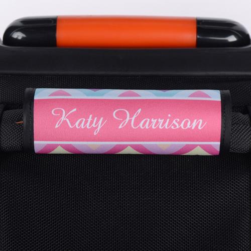 Regenbogen Personalisierter Gepäckanhänger
