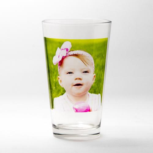 Trinkglas gestalten mit Foto Wasserglas Persoanlisieren