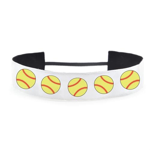 Ballspiele Volleyball Stirnband Personalisieren 38 mm Anti-Rutsch