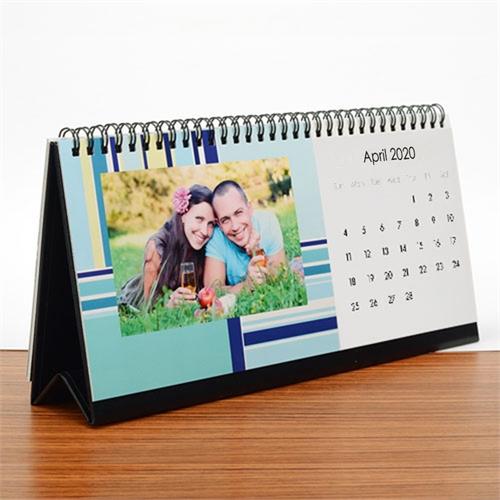 Tischkalender  127 x 279 mm, Klassisch