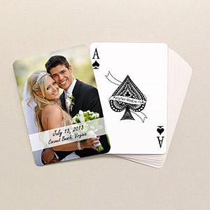 Coole Hochzeit Spielkarten