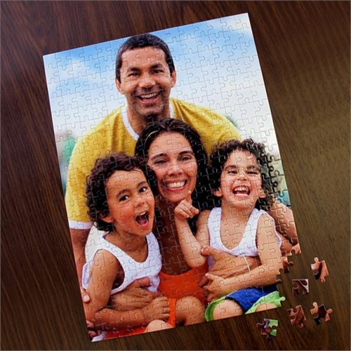 Großes 41,91 x 30,48 cm Photo-Puzzle, Hochformat