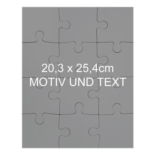 Musterbriefe Kondolenzschreiben : Cm magnet photo puzzle hochformat