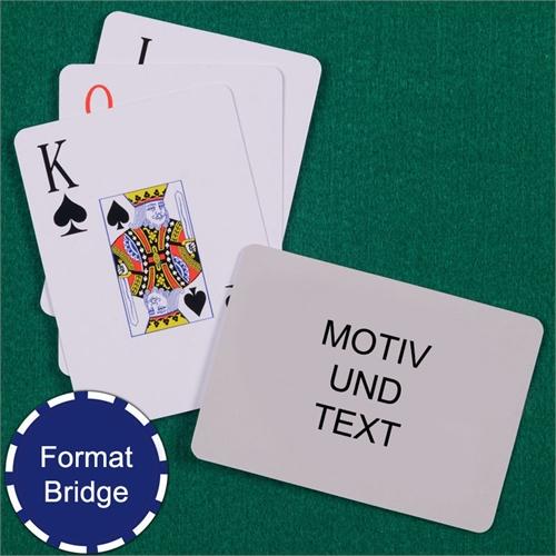 Bridge Großdruck Querformat