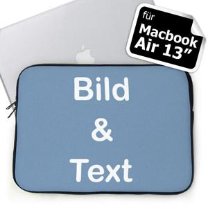Personalisierte MacBook 13