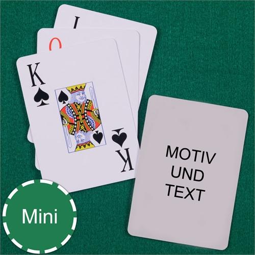 Mini Kartenspiel Jumbo Index