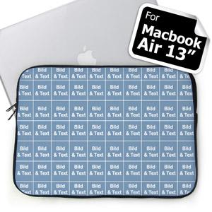 Instagram 70 Bilder Kollage MacBook Air 13 Tasche