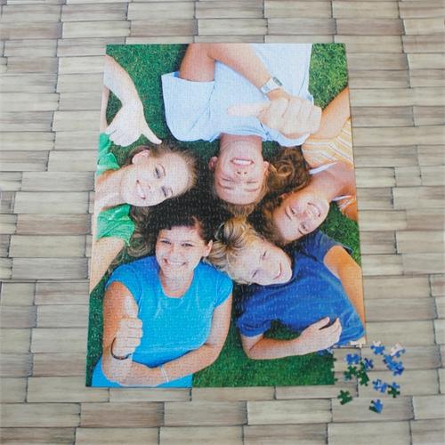 51cmx70cm   Fotopuzzle 1000 Teile Hochformat personalisieren