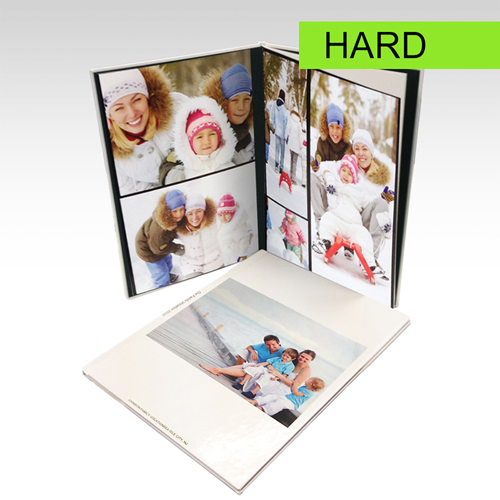 Fotobuch 21,3 x 27,9 cm Hochformat, personalisiert, gebunden