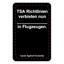 Cards Against Humanity Deutsch