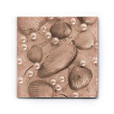 Personalisierte Keramik-Kachel