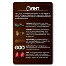 Gwint, Basisset, deutsch, 234 Bridgekarten