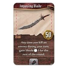Gloomhaven solo scenario item cards